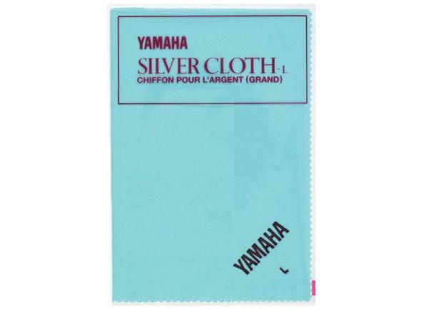 Limpeza e Conservação Pano Limpeza Yamaha Silver Cloth Grande