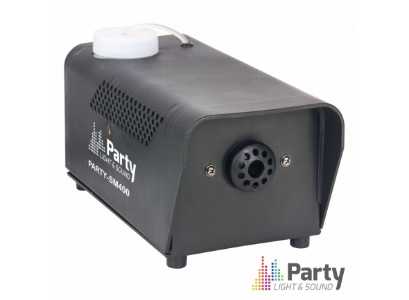 Party Light & Sound 400W PRETA
