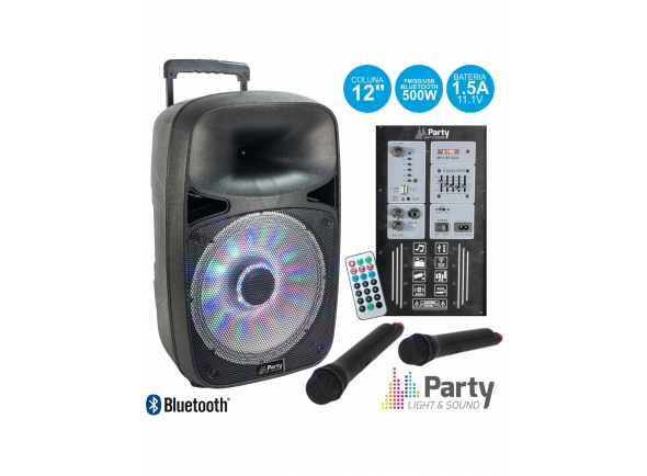Party Light & Sound PARTY-SP500