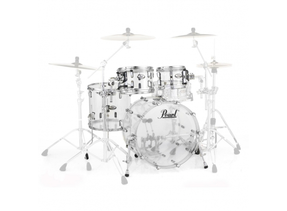 Pearl Crystal Beat Studio Clear