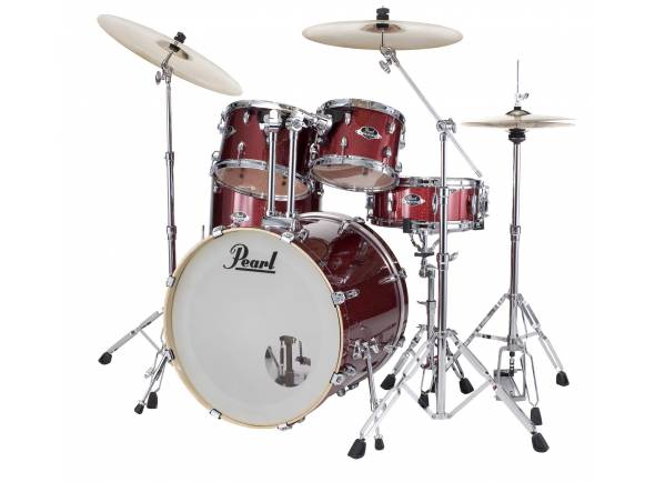 Pearl Export EXX705 Black Cherry Glitter