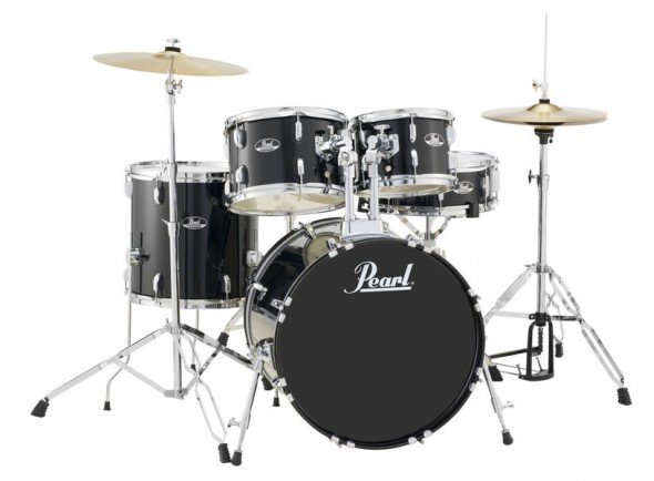 Pearl Roadshow Studio Jet Black 20
