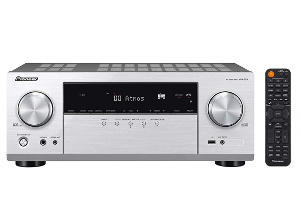Sistema de som Home Cinema Pioneer AV VSX-934-S