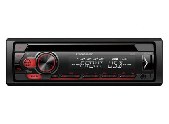 Auto Rádio Pioneer Car DEH-09BT