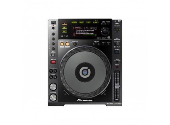 Leitor de CD simples Pioneer CDJ-850-K