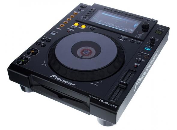 Leitor de CD simples Pioneer CDJ-900NXS B-Stock