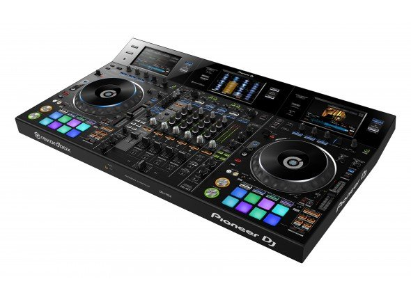 All in one Pioneer DDJ-RZX