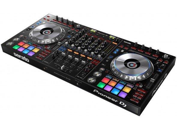 Pioneer DDJ-SZ2  Controlador de 4 canais Serato DJ com pads de alto desempenho