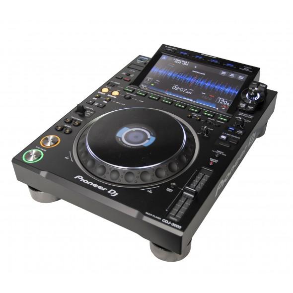 Leitores DJ USB Pioneer DJ CDJ-3000