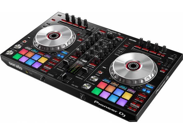 Pioneer DJ DDJ-SR2  Controlador portátil de 2 canais para o Serato DJ