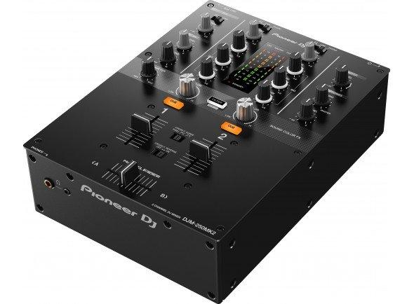 Mesas de mezcla de 2 canales Pioneer DJM-250MK2