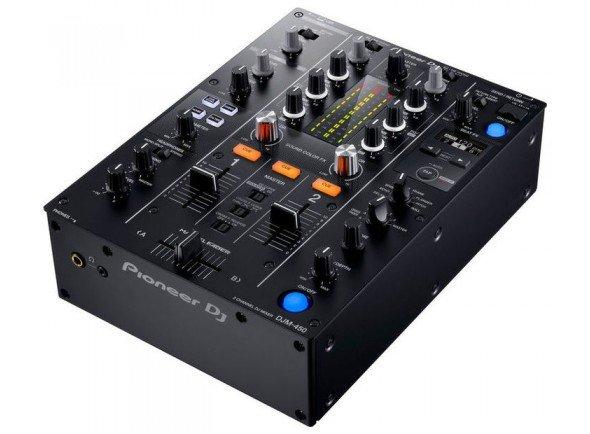 Mesas de mistura de 2 Canais Pioneer DJ DJM-450