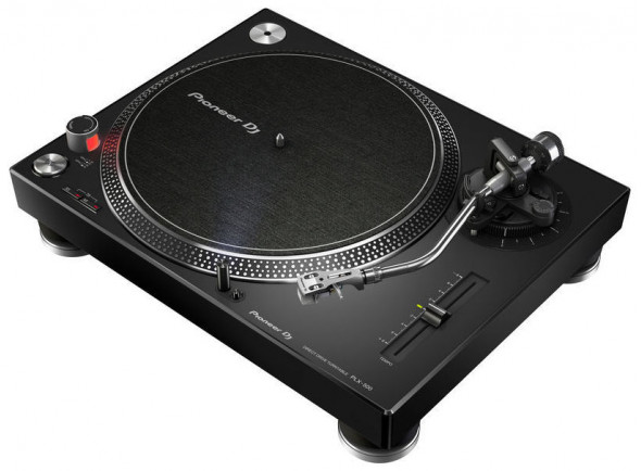 Gira-discos profissionais de Dj Pioneer DJ PLX-500-K B-Stock