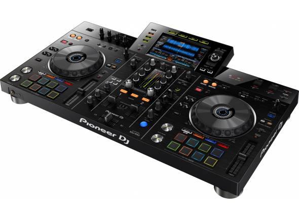 All in one Pioneer DJ XDJ-RX2