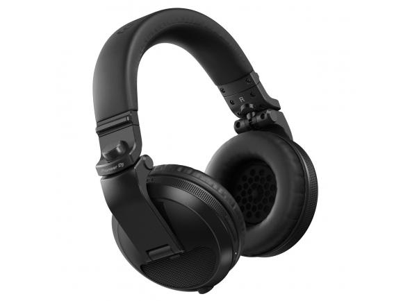 Auscultadores para DJ Pioneer HDJ-X5BT Bluetooth DJ Black