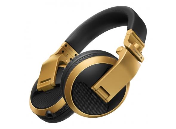 Auscultadores para DJ Pioneer HDJ-X5BT-N