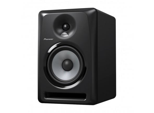 Pioneer S-DJ60X B-Stock  Colunas de 2 vias com bi-amplificação. Tweeter com cúpula macia de 1 polegada. 45-20,000 Hz. 113 dB.