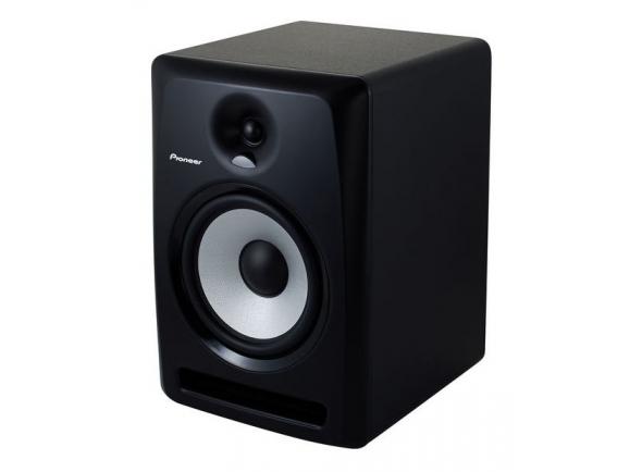 Pioneer S-DJ80X B-Stock  Colunas de 2 vias com bi-amplificação. Tweeter com cúpula macia de 1 polegada. 40-20,000 Hz. 115 dB.