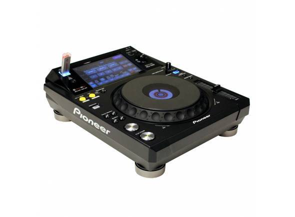 Leitores DJ USB Pioneer XDJ-1000MK2