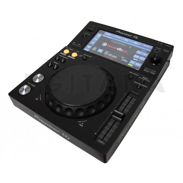 Leitores DJ USB Pioneer DJ XDJ-700