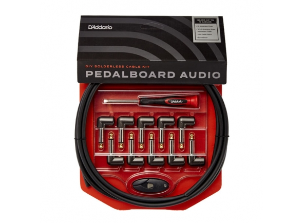 Cabos de Patch Planet Waves PW-GPKIT-10