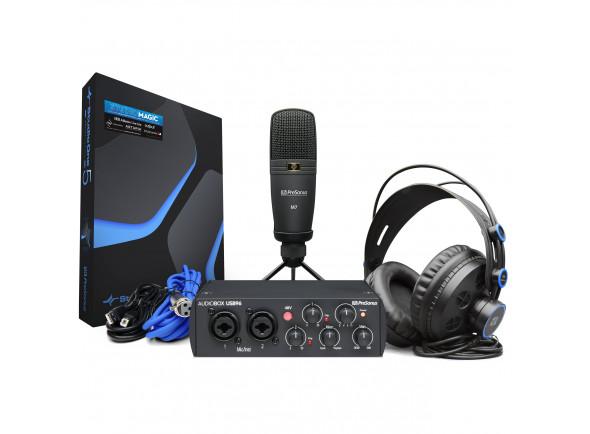 Conjunto para estúdio Presonus  Audiobox 96 Studio 25th Anniv