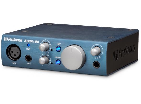 Interface Áudio USB Presonus AudioBox iOne