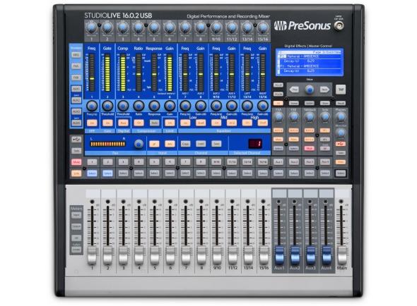 Mesas de mistura digitais Presonus StudioLive 16.0.2 USB