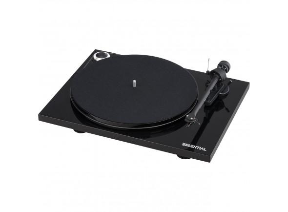 Gira-discos de alta fidelidade Project Essential III Bluetooth Preto B-Stock