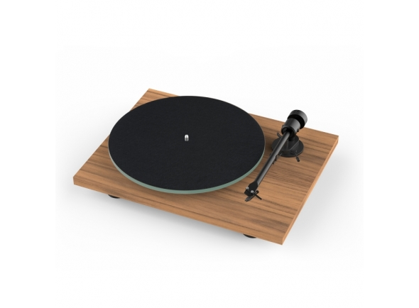 Gira-discos de alta fidelidade Project T1 Phono SB WALNUT