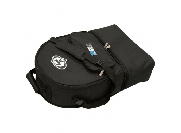 Estojos e malas para percussão Protection Racket 8253-72 TZ3015 Snare Single Bass Drum Pedal Case