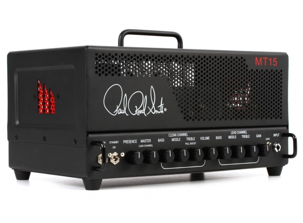 Cabeças de Guitarra Eléctrica a Válvulas PRS MT 15 Amp