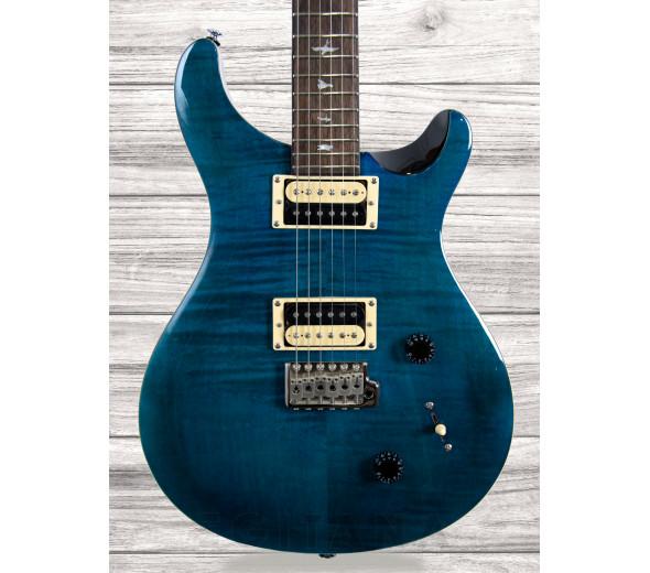 Guitarras formato Double Cut PRS SE Custom 22, Sapphire