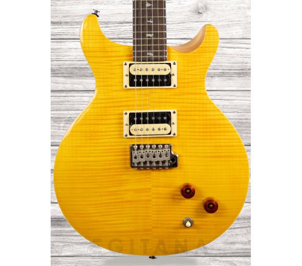Guitarras formato Double Cut PRS SE Santana SY