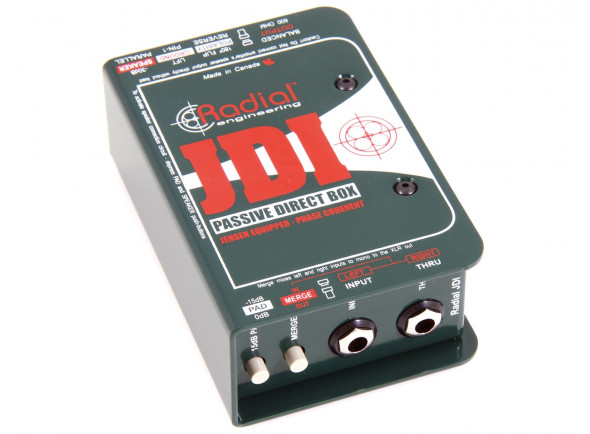 DI-Boxes Radial Engineering JDI