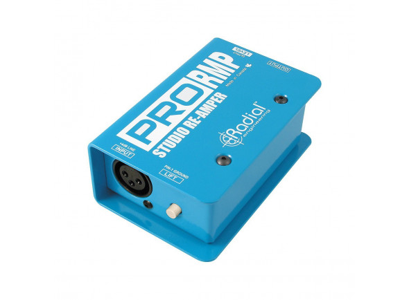 DI-Boxes Radial Engineering Pro RMP