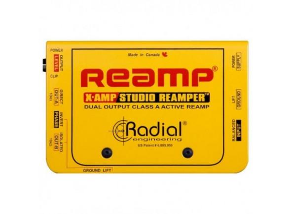 Repartidores de sinal Radial Engineering X-AMP