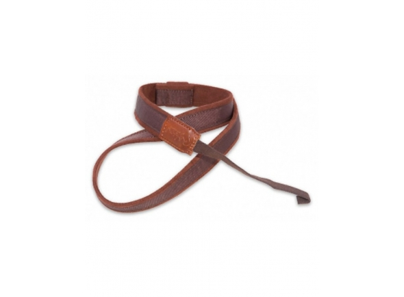 Outras Correias RightOn Uke-Hook Brown 035