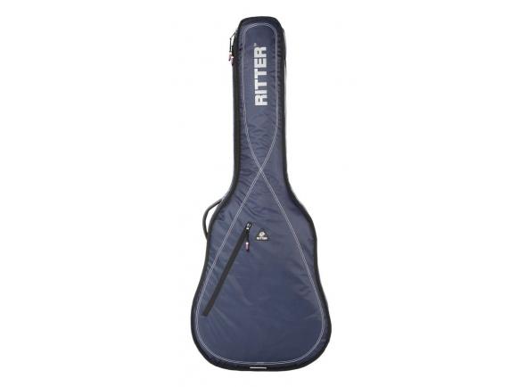 Saco para guitarra acústica clássica RITTER RGP2D BLW