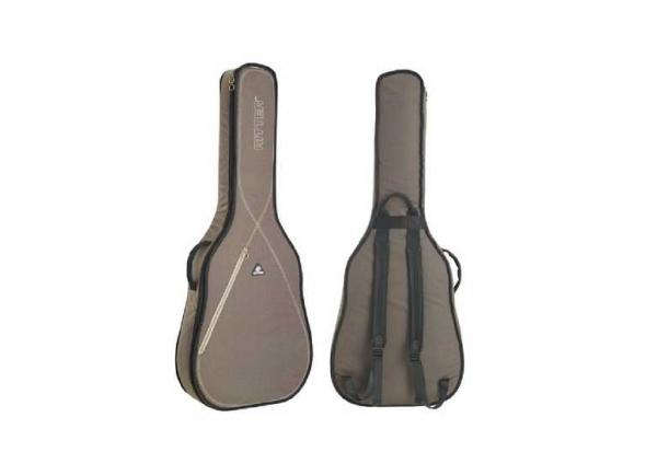 Estojo para guitarra acústica clássica RITTER RGS3-C/BDT BISON DESERT