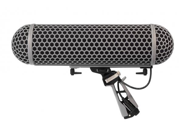 Protecção de vento para microfone Rode Blimp MkII