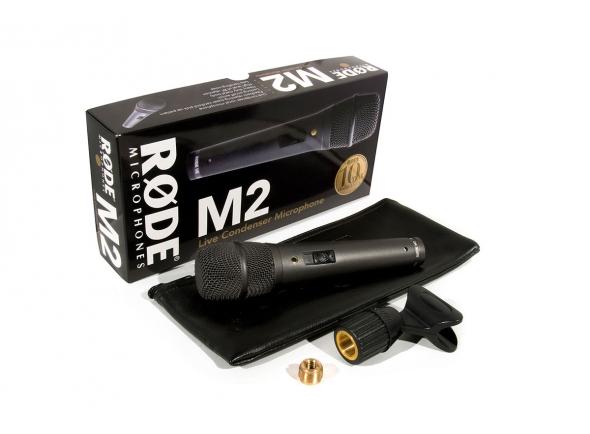 Microfone Vocal Condensador Rode M2