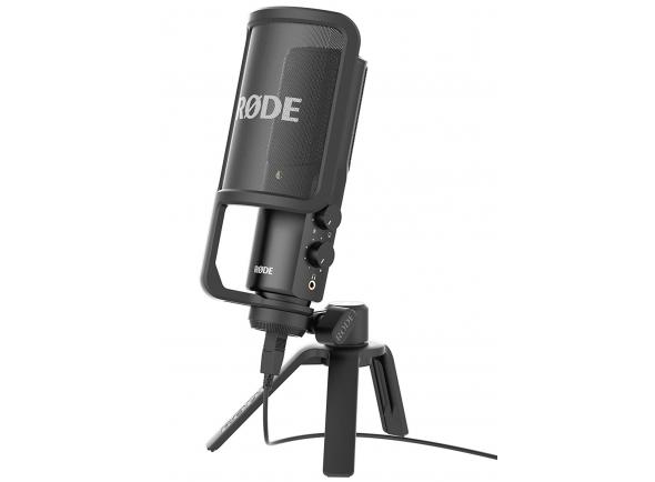 Microfone USB Rode NT-USB