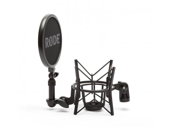 Aranhas para microfone Rode SM6 B-Stock