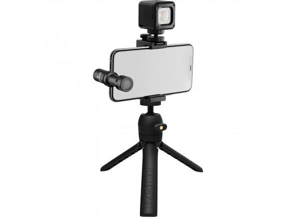 Acessórios para dispositivos mobile Rode  Vlogger Kit iOS