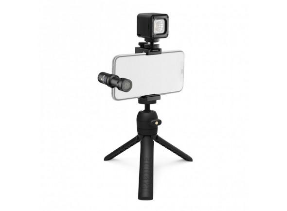 Acessórios para dispositivos mobile Rode  Vlogger Kit USB-C