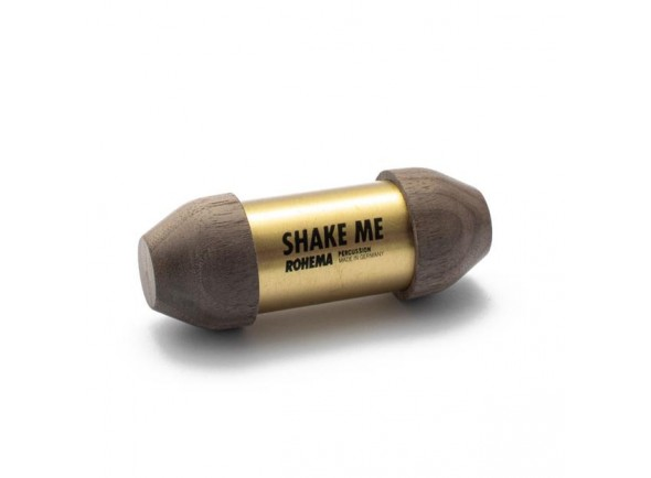 Shaker Rohema Percussion Brass Shaker lp