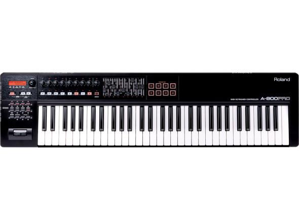 Teclados MIDI Controladores Roland A-800PRO Teclado MIDI 61 teclas B-Stock