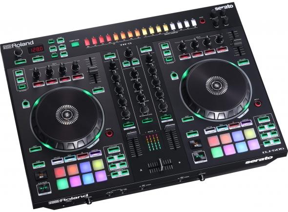 VIRTUALDJ 7 ROLAND DJ-505
