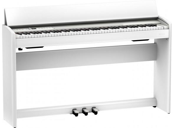 Pianos Digitais de Móvel Roland F701 WH Satin White